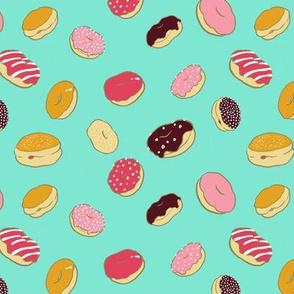 Doughnuts on Mint