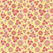 Summer Floral Sunny