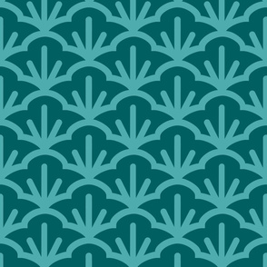 Japanese pine, large