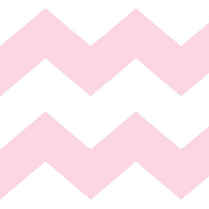 Pink Chevron Large