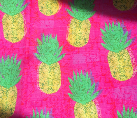 Dancing Pineapples