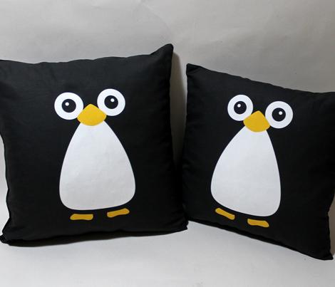 Cute Vector Penguin