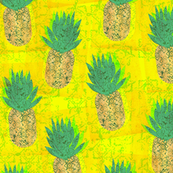 Dancing Yellow Pineapples
