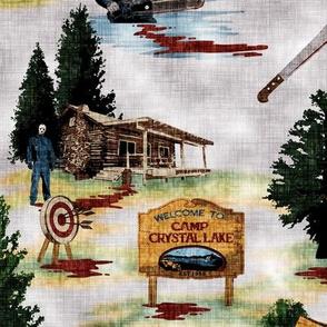 Camp Crystal Lake - steel