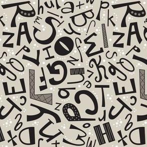 Alphabet Fun Neutral (Elementary)