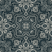 Paisley-Power-black-ivory-paisley-bandana-mosaic-print-fabric-design