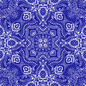 Paisley-Power-royal-blue-paisley-bandana-mosaic-print-fabric-design