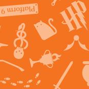 Pastel Potter - Orange