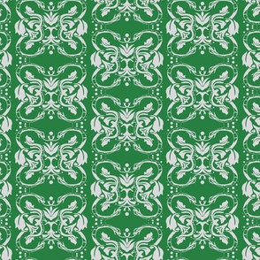 Slytherin Damask Small