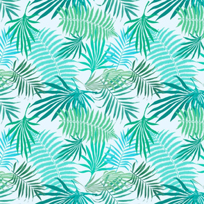 Sea Green Palms