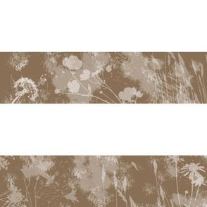 CoraJane Stripe in brown sugar
