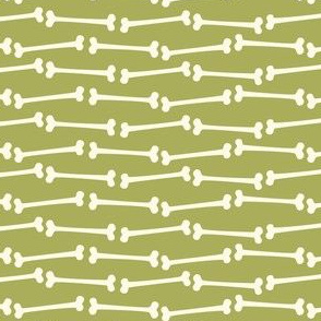 Spooky Bones: Slime Green