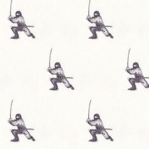 Ninja Quick Sketch