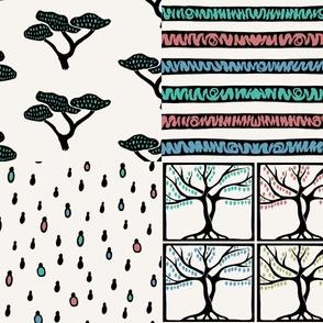 Family Tree Coordinates