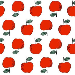 apple // apples red apple kids sweet fruit fruits vegan
