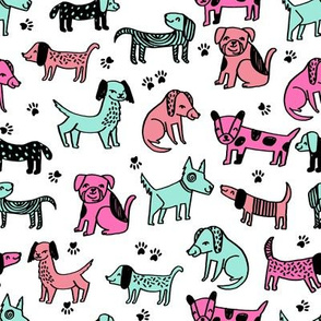 dog // dogs illustration cute animals dogs baby sweet pets