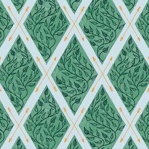 Wildwood Emblem in Jade