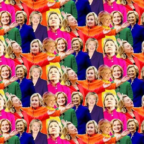 Rainbow Hillary