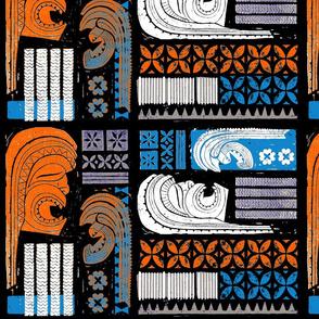 Hawaiian Tikis 1b