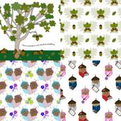 Family Tree Coordinates Acorns