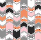 fox chevrons