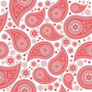 Paisley - Rosy