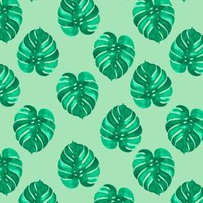 palm print tropical watercolor palms cute palm print watercolor