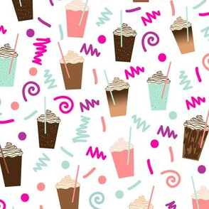 coffee iced coffee summer tropical cute summer