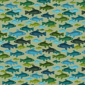 Just Fishy Green