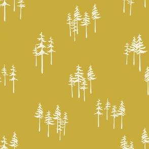 Mustard Forest