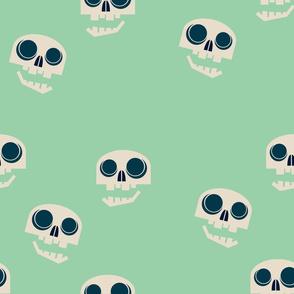 chatty skulls