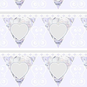 Heart Personal Bunting