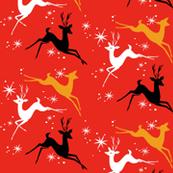 Jumping reindeer 2