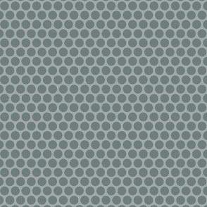 Light Gray Tone Honeycomb Dot