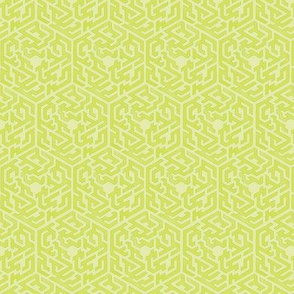 Maze Map in Peridot