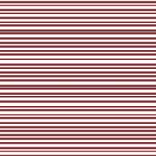 Stripes - tiny stripes, burgundy, blush
