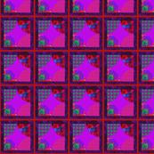 Pink and Purple Window