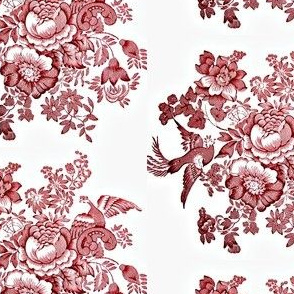 China Garland Red