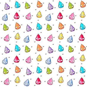Happy Little Pears