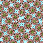 Bumblebee & Lilacs_Kaleidoscope2
