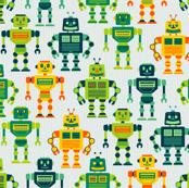 Robot Cohort - Pale