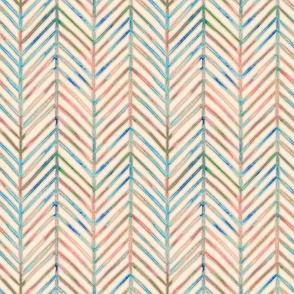pine chevron