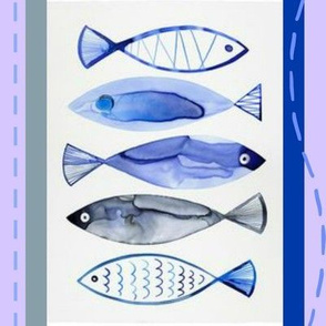 Blue Water Fish