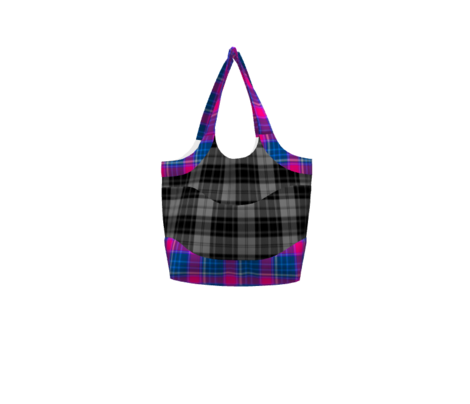 Coors of Scottish Heather Tartan