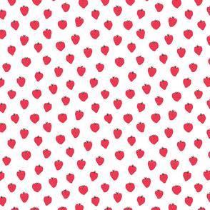 Strawberry pattern.