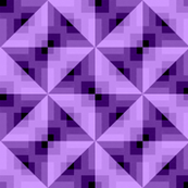 purple windmill