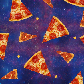 Galaxy Pizza Party