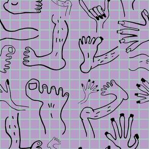 limbs grid