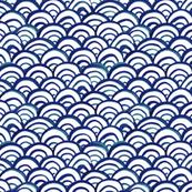 Navy Mermaid