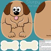 Slurpy the dog